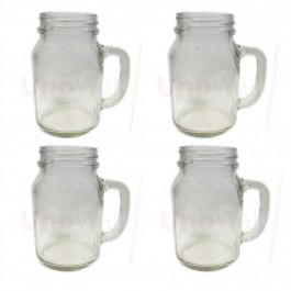 Unowall Glass Mason Jars (No Lids)