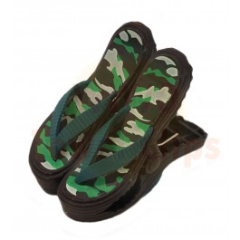 WIWO Pair of Sandal Towel Clips - Camouflage