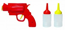JfM Sauce Gun Dispenser