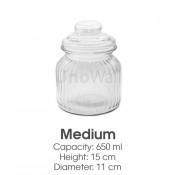 Unowall Sweet Jars - Medium