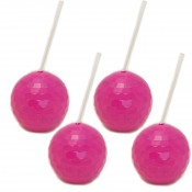 Pink Disco Drinking Ball Cups