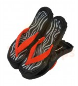 WIWO Pair of Sandal Towel Clips - Zebra Print