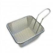 Set of 2 Mini chip serving baskets