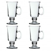 Unowall Venezia Coffee Glasses - 230ml