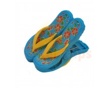 WIWO Pair of Sandal Towel Clips - Tropical