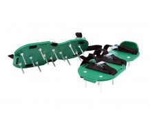 JfM Garden Lawn Aerator Shoes