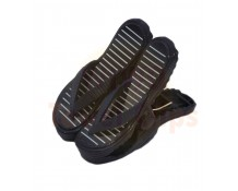 WIWO Pair of Sandal Towel Clips - Blue Stripe
