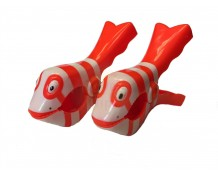 WIWO Pair of Animal Towel Clips - Redfish