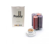 PoddyHolder Capsule Holder - for Tassimo Coffee Pods
