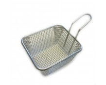 Set of 4 Mini chip serving baskets