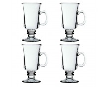 Unowall Venezia Coffee Glasses - 230ml