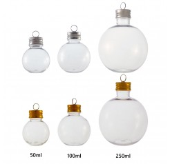 Fillable Gin Baubles