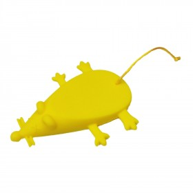 Mouse Door Stop in Yellow