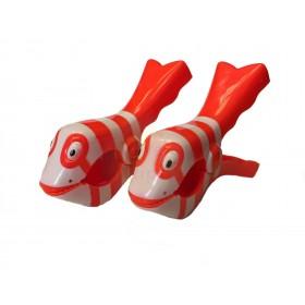 WIWO Pair of Animal Towel Clips - Redfish