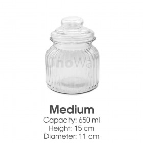 Unowall Sweet Jars - Medium