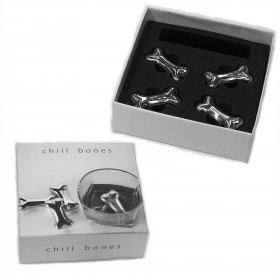 WIWO Stainless Steel Whisky Chill Bones