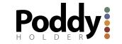 PoddyHolder Logo
